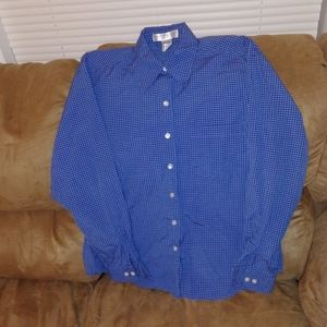 Geoffrey Beene Button up Shirt.